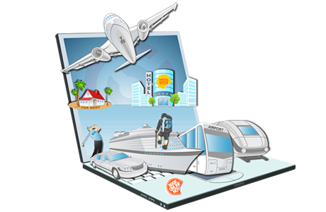 OpenTravel in all travel industry segments